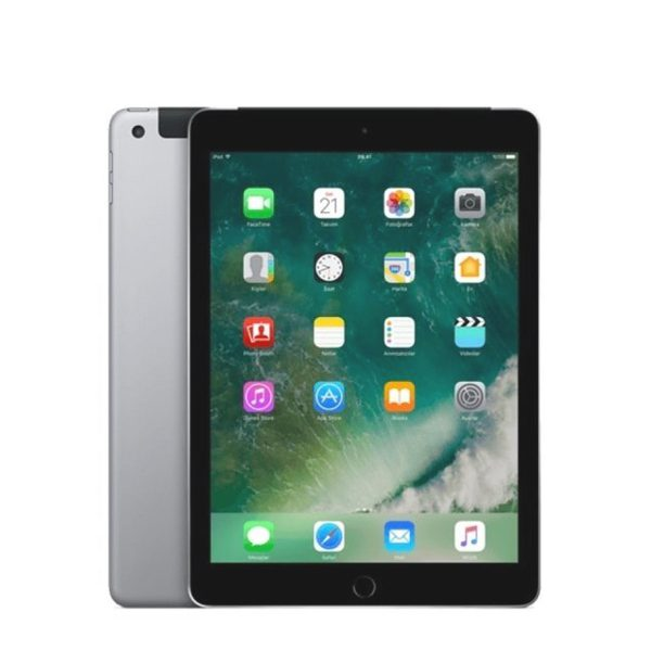 Apple Ipad MP2H2TU/A 128 GB Wi-Fi Space Grey