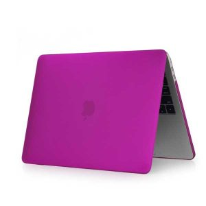 "Apple Macbook Pro 13"" Koruyucu Kapak Mor"