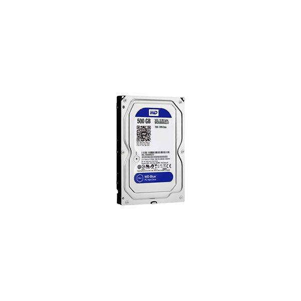 WD Blue 500GB 3.5″ 7200rpm 32MB WD5000AZLX