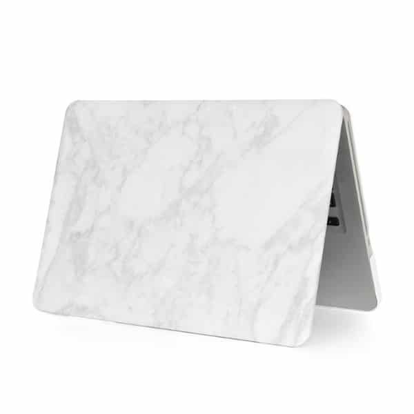 "Apple Macbook Pro 13"" inch Touch Bar Koruyucu Kapak Marble 02"